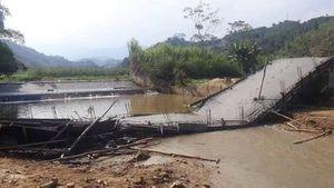 Xác định nguyên nhân vụ sập cầu khi đang đổ bê tông ở Yên Bái