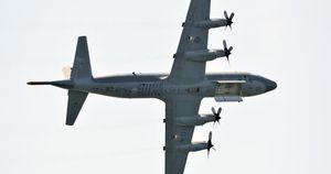 Máy bay quân sự Canada bị 'Trung Quốc quấy phá'