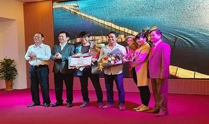 Trao thưởng cuộc thi Ảnh đẹp Du lịch Thừa Thiên - Huế