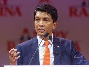 Bầu cử Tổng thống Madagascar: Ông Andry Rajoelina chiếm ưu thế
