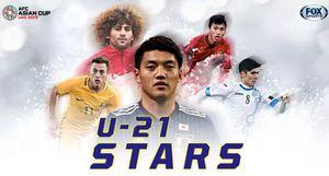 Sao trẻ Việt Nam lọt Top 5 cầu thủ hay nhất châu Á