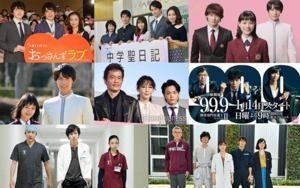 Top 10 bộ phim truyền hình Nhật Bản gây nghiện nhất năm 2018