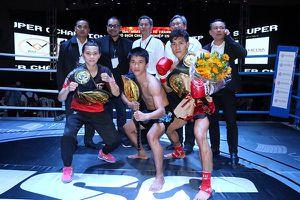 Muay Việt Nam bảo vệ thành công 3 đai vô địch chuyên nghiệp USC