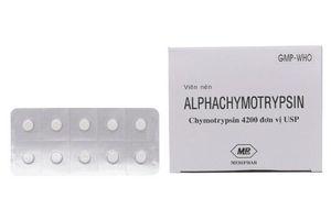 Loại thuốc nào của Mediplantex vừa bị Sở Y tế Hà Nội đình chỉ lưu hành?