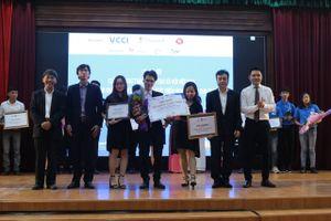 Dự án YouthMentor đạt giải nhất 'Thử thách sáng tạo xã hội Việt Nam'
