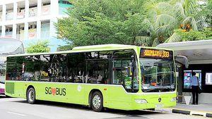 Singapore thử nghiệm dịch vụ xe buýt theo yêu cầu