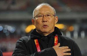 HLV Park Hang Seo được vinh danh 'Nhân vật tiêu biểu châu Á năm 2018'