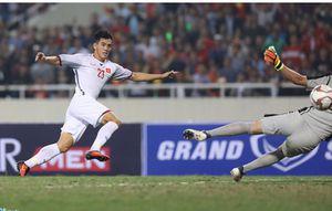 Đội tuyển Việt Nam đánh rơi chiến thắng đáng tiếc trước Triều Tiên