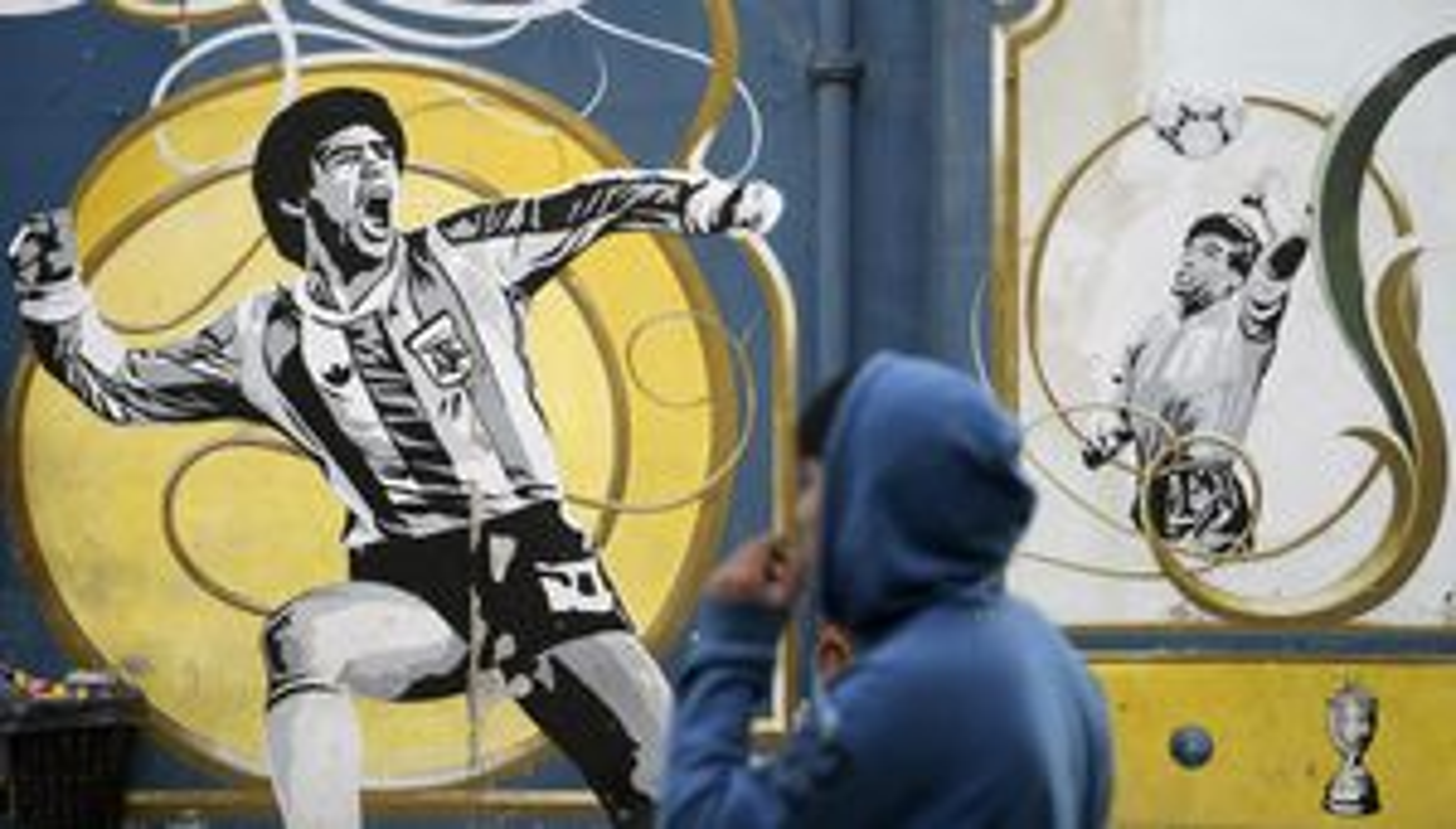 Quê nhà Messi và những thành phố thiên đường của dân graffiti