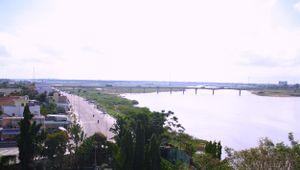 Thành phố Quảng Ngãi: Quy hoạch đô thị lãng mạn kiểu Pháp