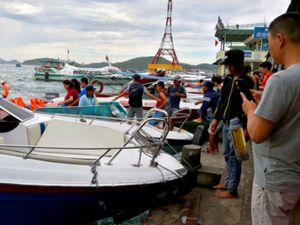 Siết hoạt động tham quan vịnh Nha Trang sau vụ lật cano 2 người chết