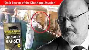 Ra mắt cuốn sách lật tẩy bí mật vụ sát hại nhà báo Khashoggi