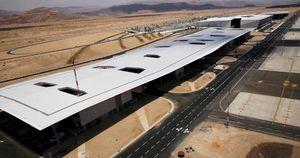 Sân bay quốc tế hoành tráng mới của Israel tung cửa tới Biển Đỏ