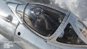Hình ảnh ấn tượng của Không chiến Việt Nam tái hiện trong trailer 'Những cánh én đầu tiên'