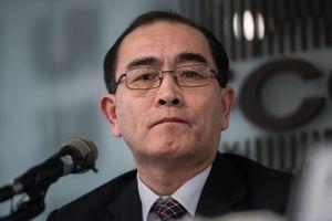 Viên chức ngoại giao Triều Tiên tại Ý đào tẩu