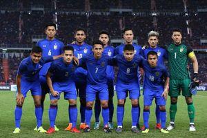 Thái Lan tỏ ra lo lắng trước thềm Asian Cup 2019
