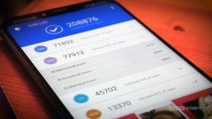 Những mẫu điện thoại gian lận điểm số trong năm 2018