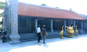 Yên Khánh bảo tồn và phát huy giá trị di tích lịch sử văn hóa