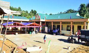 Ngày mới ở Khe Chữ