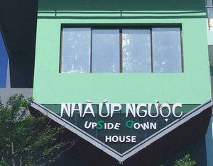 Bạn đã check in ngôi nhà úp ngược độc đáo ở Vũng Tàu chưa?