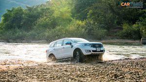Ford Everest 2018: Cú 'lội ngược dòng' ngoạn mục