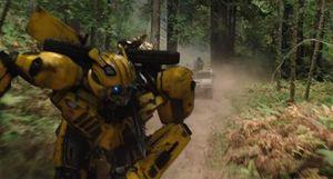 Những cảnh phim mãn nhãn không thể bỏ qua trong bom tấn Bumblebee