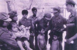Những người lính tình nguyện Việt Nam trên đất nước chùa Tháp