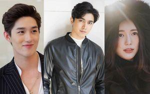 3 phim truyền hình Thái Lan mới toanh với dàn diễn viên nổi tiếng trong năm 2019