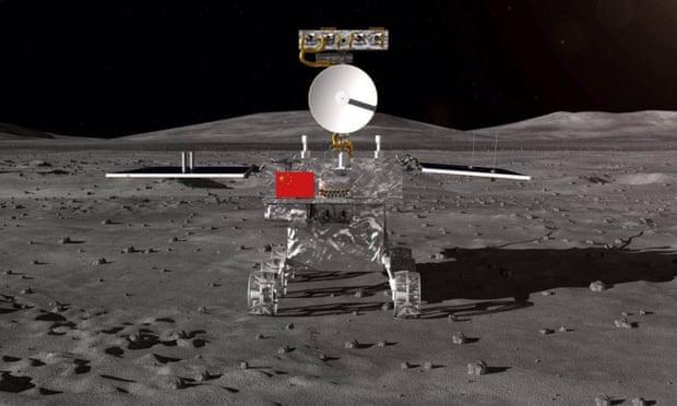 Cuộc đổ bộ lên Mặt Trăng và tham vọng chinh phục vũ trụ của Trung Quốc