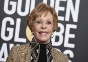 Giải Quả cầu Vàng 2019: Carol Burnett nhận giải thành tựu trọn đời