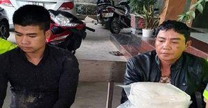 Thanh Hóa: Liên tiếp bắt 2 vụ vận chuyển ma túy số lớn