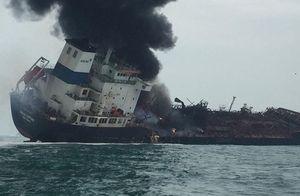 Số phận các thuyền viên Việt Nam trên tàu cháy tại Hong Kong thế nào?