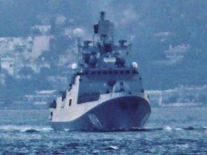 Nga bắt đầu các cuộc tập trận quân sự ở vùng biển Syria