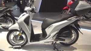 Đánh giá chi tiết kèm giá bán thực tế Honda SH125i mới nhất cho khách mua chơi Tết