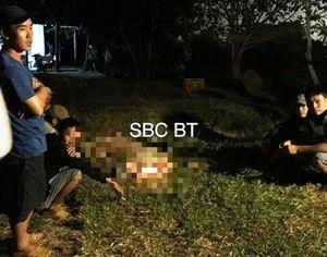 Sau chầu nhậu lúc nửa đêm, hai người bị đâm chết thương tâm