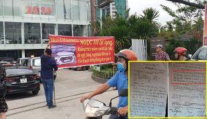 Không được bảo hành, khách hàng đến Cty Hyundai Ngọc An đòi quyền lợi