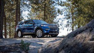 Ford Explorer 2020 hoàn toàn mới ra mắt, lột xác như xe sang
