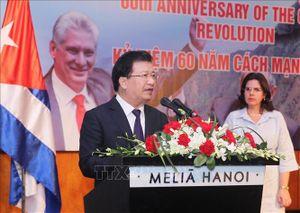 Vun đắp tình hữu nghị, đoàn kết Việt Nam - Cuba