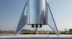 Elon Musk tiết lộ phương tiện thử tàu vũ trụ của SpaceX
