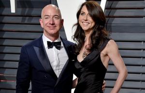 Số phận 'đế chế' Amazon hậu ly hôn của Jeff Bezos