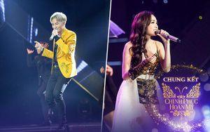 Chung kết The Tiffany Vietnam: Ali Hoàng Dương cùng Lưu Hiền Trinh khuấy động sân khấu bằng màn trình diễn đầy ý nghĩa