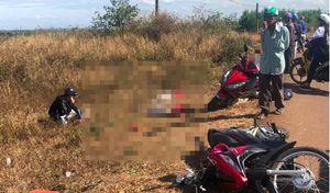 Thông tin mới nhất vụ xe tải tông 3 chị em gái tử vong ở Gia Lai