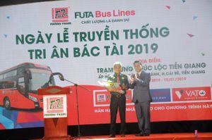 Phương Trang - FUTA Bus Lines tri ân các Bác Tài