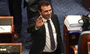 Quốc hội Macedonia chấp thuận sửa Hiến pháp để đổi tên nước