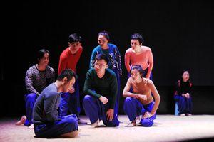 Công diễn vở kịch hợp tác Việt Nam - Nhật Bản 'Sự sống'