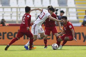 Bảng D VCK Asian Cup 2019: ĐT Việt Nam 0 - 2 ĐT Iran