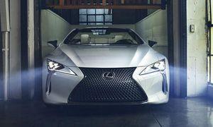 Chi tiết xe sang mui trần Lexus LC Convertible mới