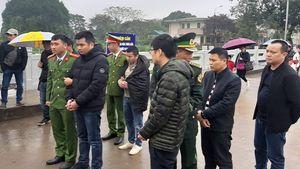 Bắt giữ 8 đối tượng truy nã người Trung Quốc