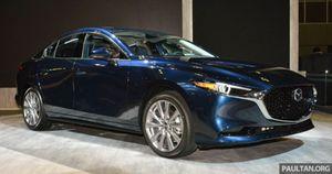 Mazda3 2019 đẹp 'long lanh' chuẩn bị về Việt Nam sở hữu tính năng gì?