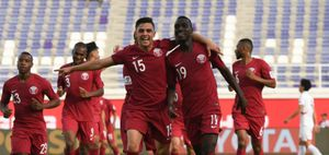 Cận cảnh Qatar giành vé vào vòng 1/8 sau màn vùi dập Triều Tiên